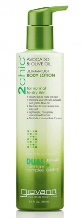 GIOVANNI Avocado & Olive Oil Body Lotion