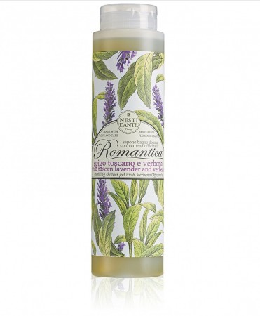 NESTI DANTE Verbena og Lavender Bath and Shower