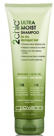 GIOVANNI Avocado & Olive oil Shampoo