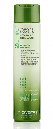 GIOVANNI Avocado & Olive Oil Body Wash