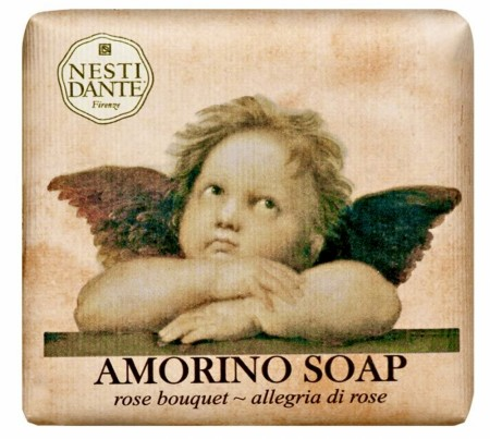 NESTI DANTE Amorino Rose Bouquet Soap