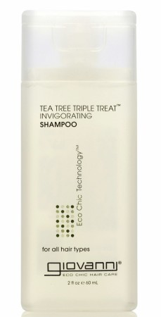 GIOVANNI Tea Tree Triple Treat Shampoo Travelsize
