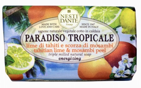 NESTI DANTE Tropicale Lime & Lemon såpe