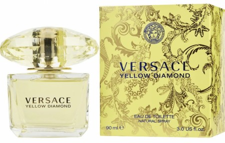 VERSACE YELLOW DIAMOND edt 90ml