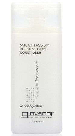 GIOVANNI SMOOTH AS SILK Conditioner Travelsize