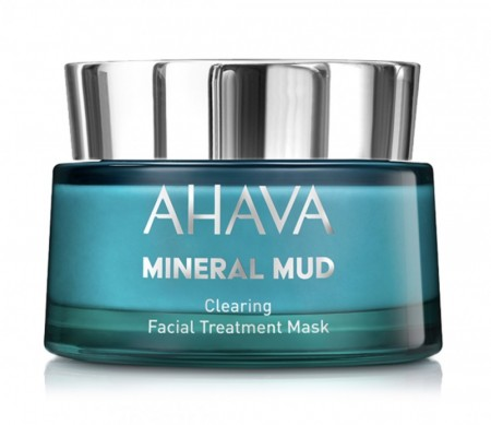 AHAVA Mineral Mud Clearing Facial Mask