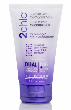 GIOVANNI Blackberry & Coconut Milk Conditioner Travelsize