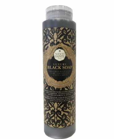 NESTI DANTE Black Soap Bath and Shower
