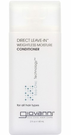 GIOVANNI DIRECT Leave-In Conditioner Travelsize