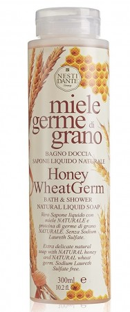 NESTI DANTE Honey Wheat Germ Bath and Shower