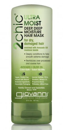 GIOVANNI Avocado & Olive oil Hair Mask