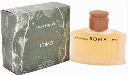 ROMA men edt 125ml