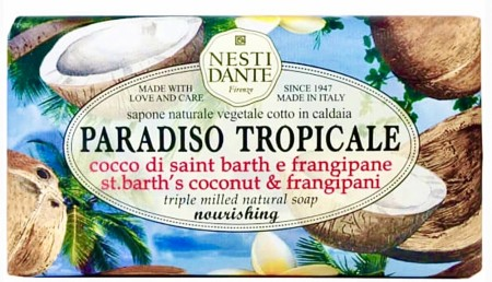NESTI DANTE Tropicale Coconut Soap