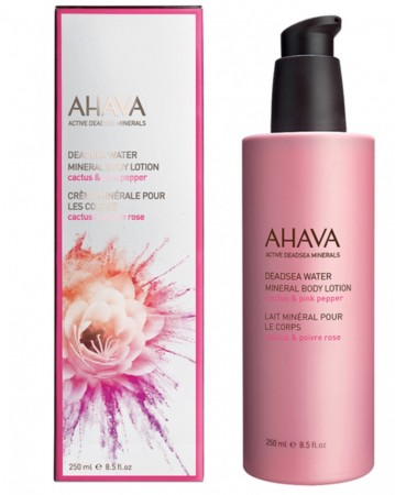 AHAVA Cactus & Pink Pepper Bodylotion