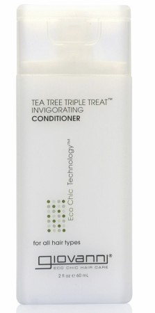 GIOVANNI Tea Tree Triple Treat Conditioner Travelsize