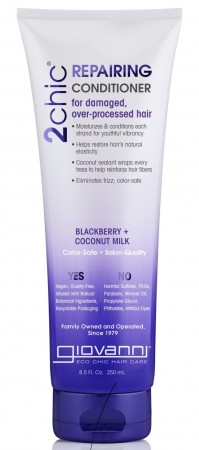 GIOVANNI Blackberry & Coconut Milk Conditioner